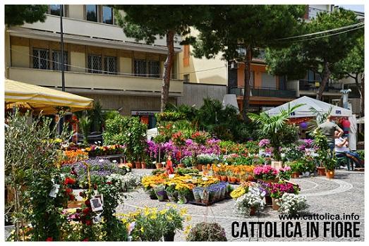 Cattolica in fiore 2016