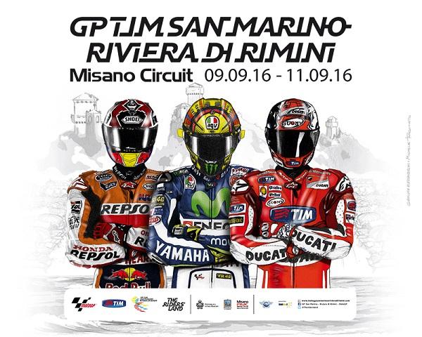 Moto Gp Misano 2016